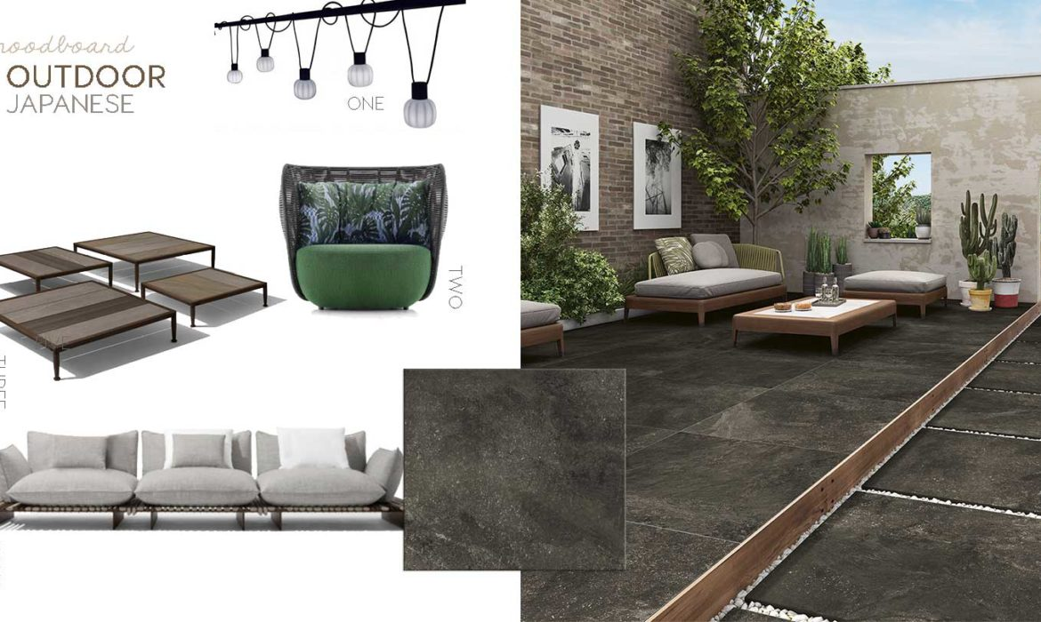 outdoor design trends, japanese style outdoor