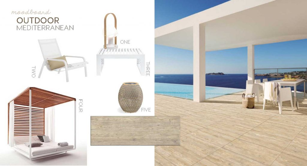 outdoor design trends, minimalist style outdoor