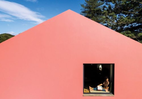 pink holiday home azores, portoguese interiors, italianbark interior design blog