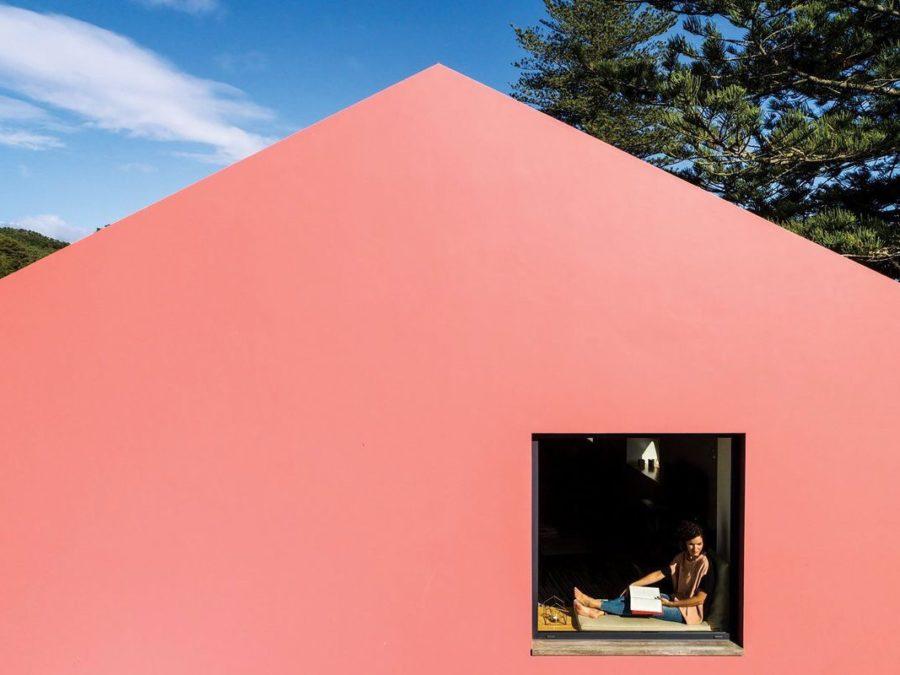 pink holiday home azores, portoguese interiors, italianbark interior design blog