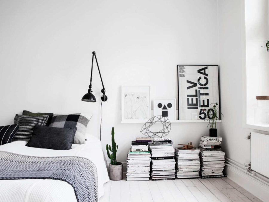 Minimalist Bedroom Decor Ideas, Italianbark Interior Design Blog