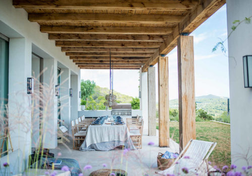SUMMER HOME TOURS | The perfect Scandi-Boho home in Ibiza