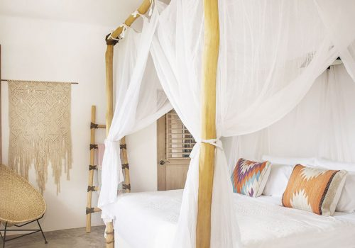 SUMMER HOME TOURS | A boho interior in Mexico