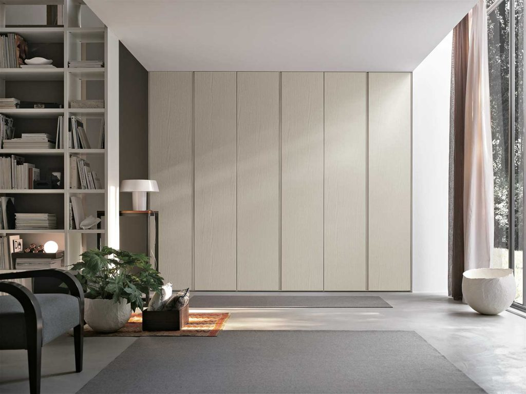 How To Choose The Right Wardrobe Design For A Minimalist Bedroom