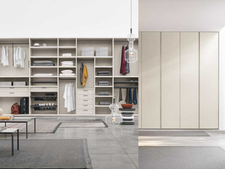 How to choose the right wardrobe design for a minimalist ...