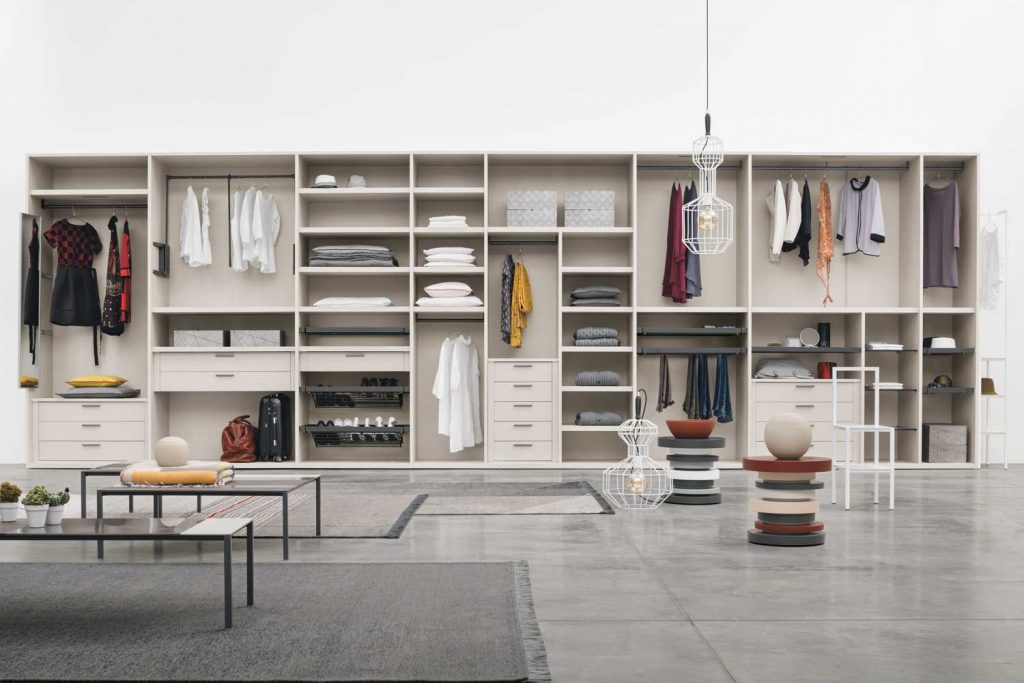In Any Case It Is Essential To Purchase An Equipped Tailored System Designed According Your Needs And The Available Space