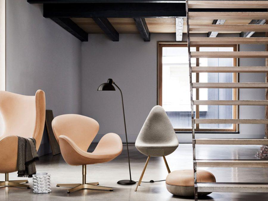interview christian andresen, fritz hansen, danish design, italianbark interior design blog