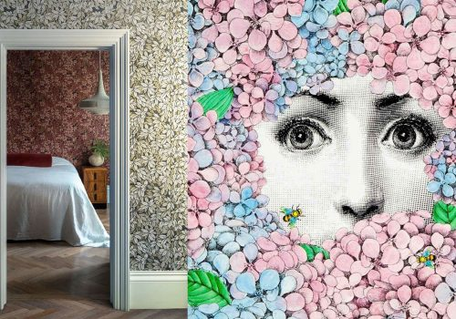 ITALIAN DESIGN | A Feast of Fornasetti & Wonderland of Interiors