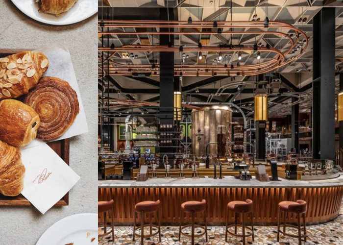 ITALIAN INTERIORS | When Starbucks hits Milan, that's amore?