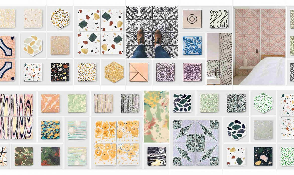 DESIGN FINDS | Terrazzo and cement tiles as you haven't seen before