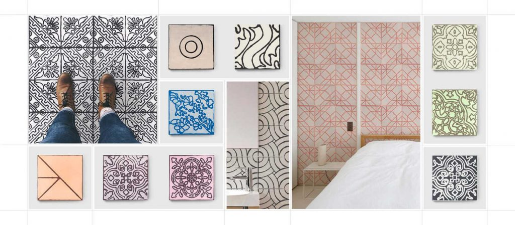 New Cement Tiles and Terrazzo trend for interiors