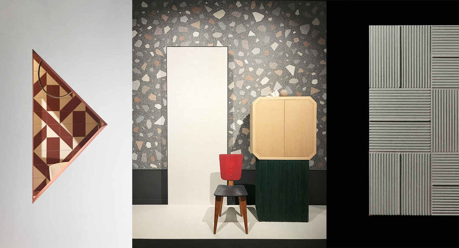 TILE TRENDS 2019, cersaie 2018, italianbark interior design blog