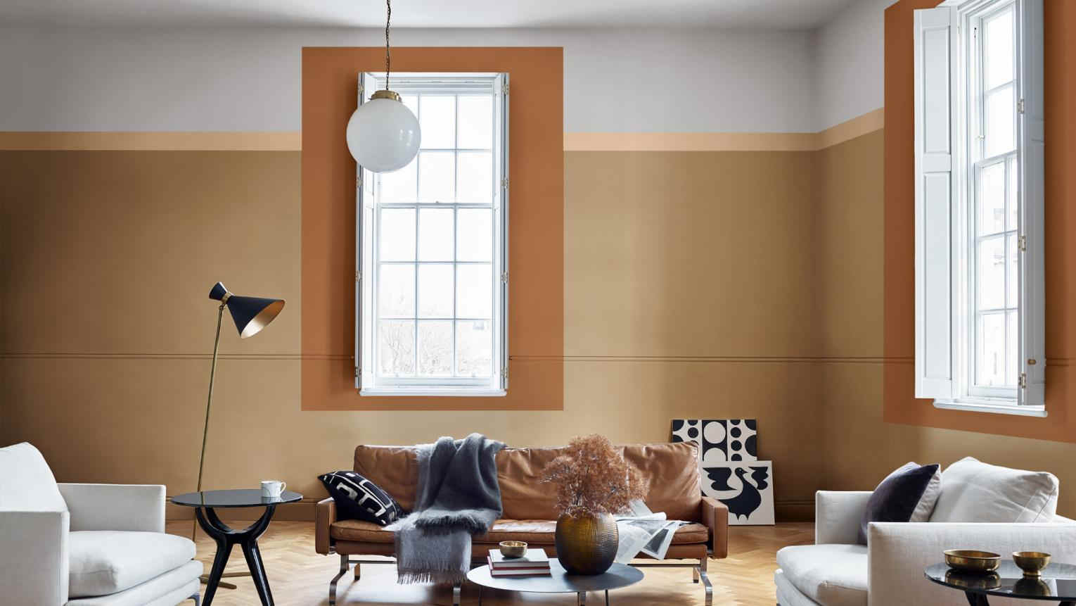 color trends 2019, color of the year 2019, colour future, spiced honey, italianbark interior design blog