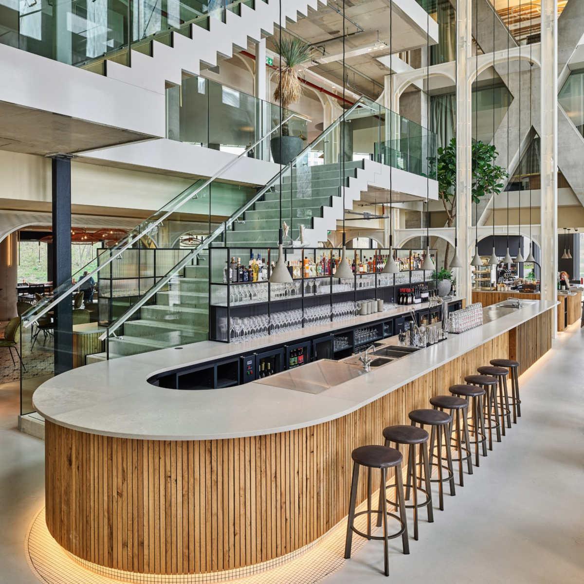 7 Top Design Trends For Hotel Restaurants In 2019 Italianbark