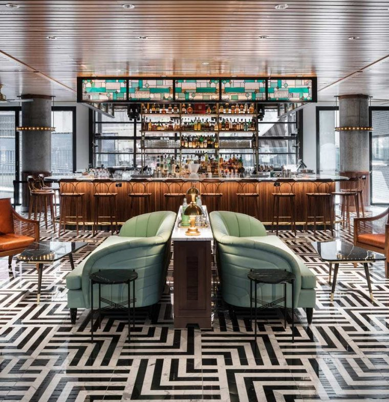 7 Top Design Trends for Hotel Restaurants in 2019
