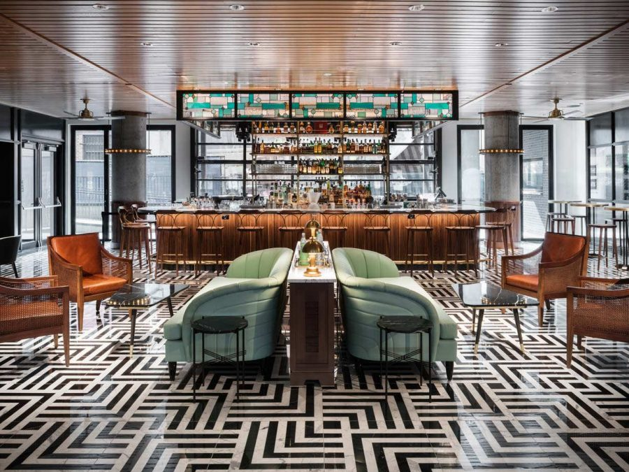 7 top design trends for hotel restaurants in 2019 for Top hotel decor