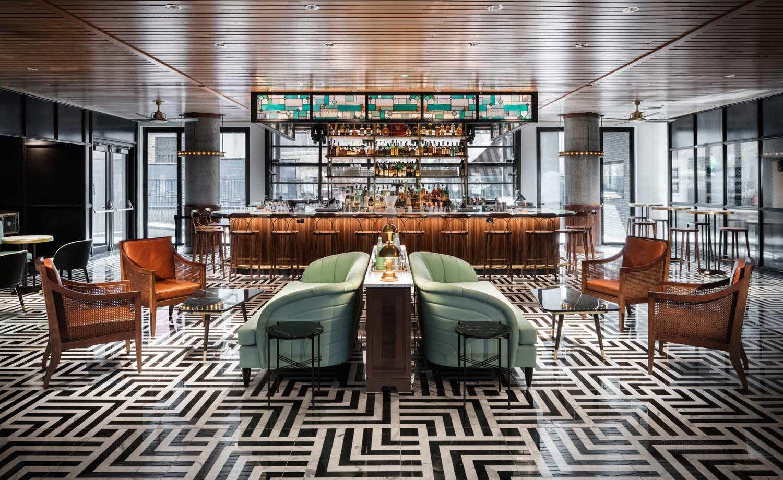 7 top design trends for hotel restaurants in 2019 for Hotel decor trends 2016
