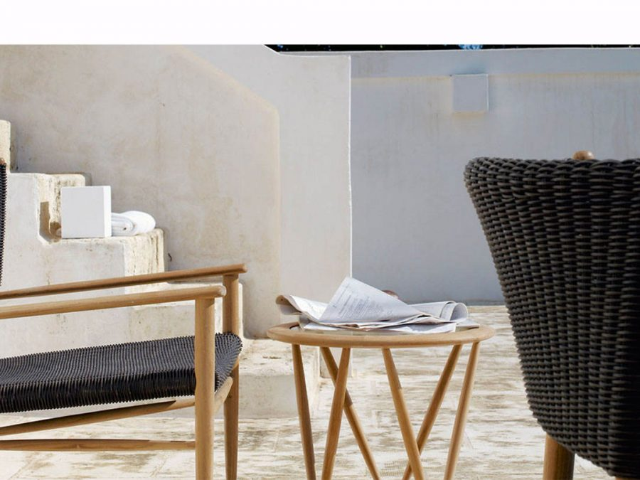 Nice Teak Outdoor Furniture, Unopiu, Italian Design Italianbark