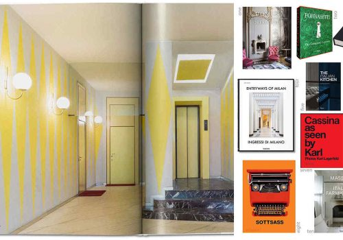 ITALIAN DESIGN | 10 Chic Coffee table Books on Italian Design
