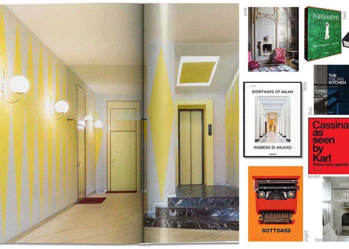 ITALIAN DESIGN   10 Chic Coffee table Books on Italian Design