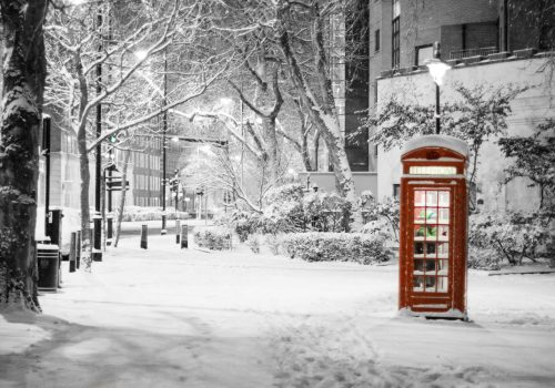 TRAVEL TIPS | 5 Utterly Christmassy things to do in London this year