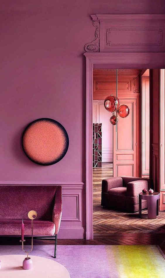 Color Trends 2020 Starting From Pantone 2019 Living C