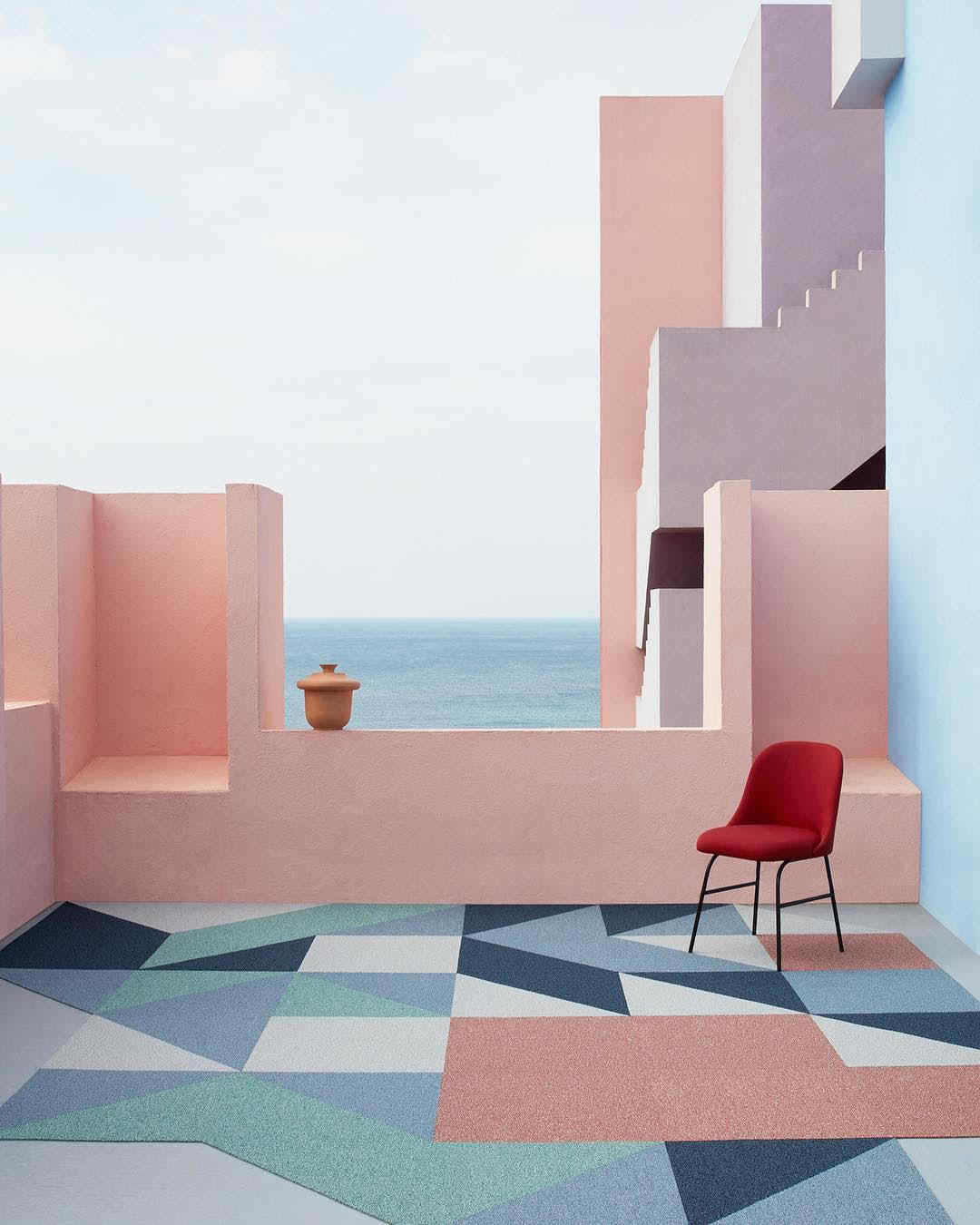 Interior Design Trends 2019: COLOR TRENDS 2020 Starting From Pantone 2019 Living Coral