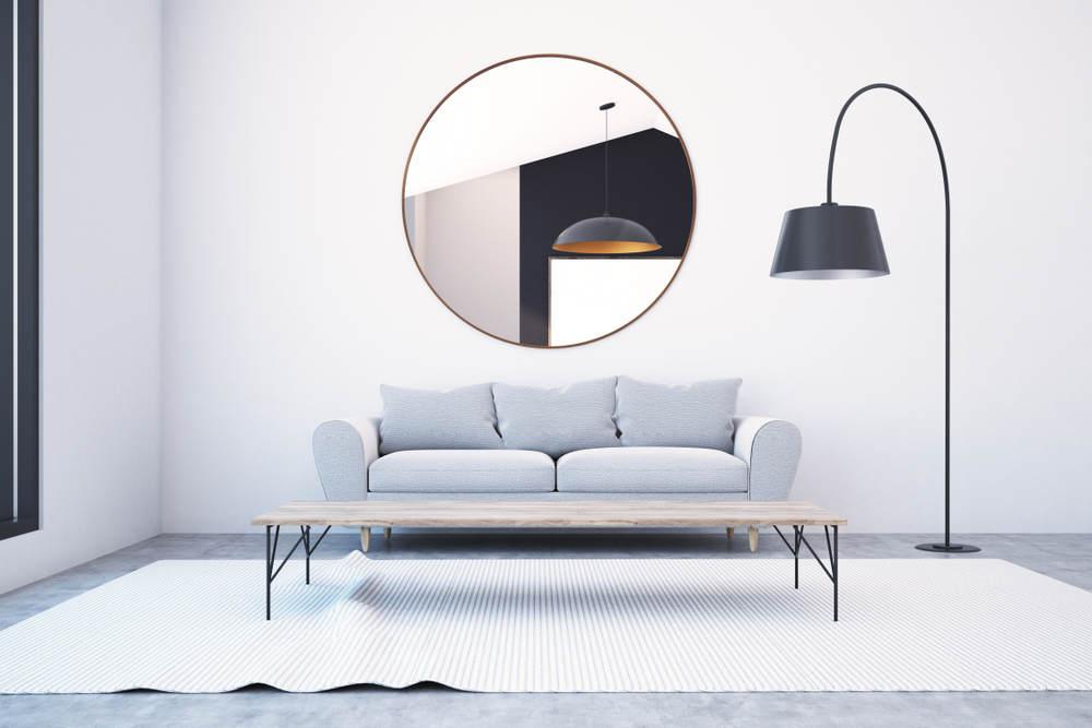 Home Decor Tricks To Brighten A Dark Room