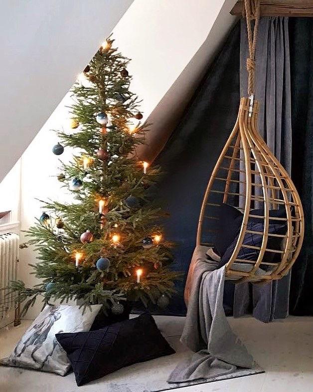 Top Scandinavian Style Christmas Decor