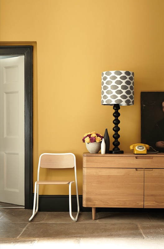 Interior Color Trends 2020 Mustard Yellow In Interiors And