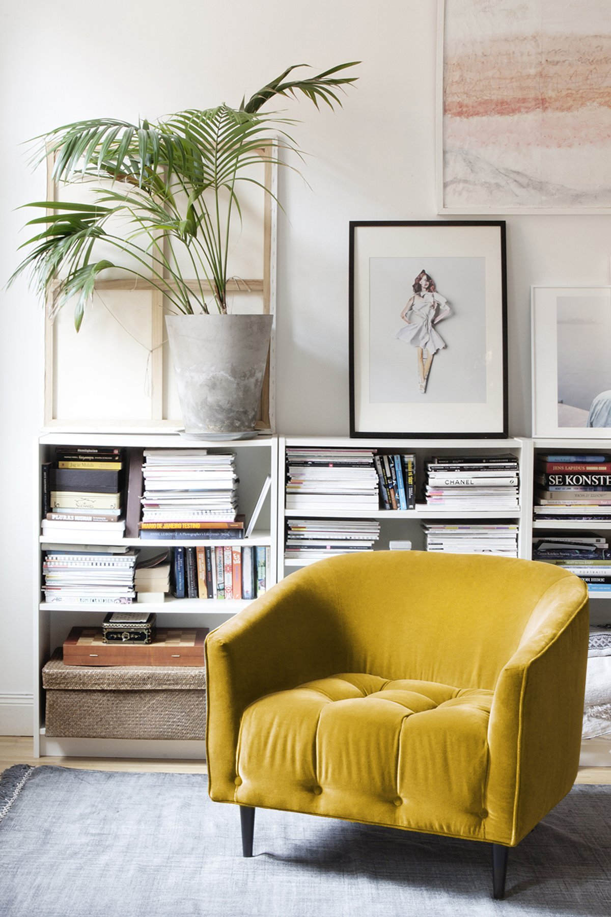 The Latest Color Trend 2020 Mustard Yellow