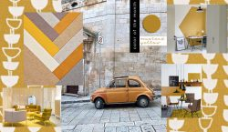 COLOR OF THE MONTH | Mustard yellow: from Milan with…