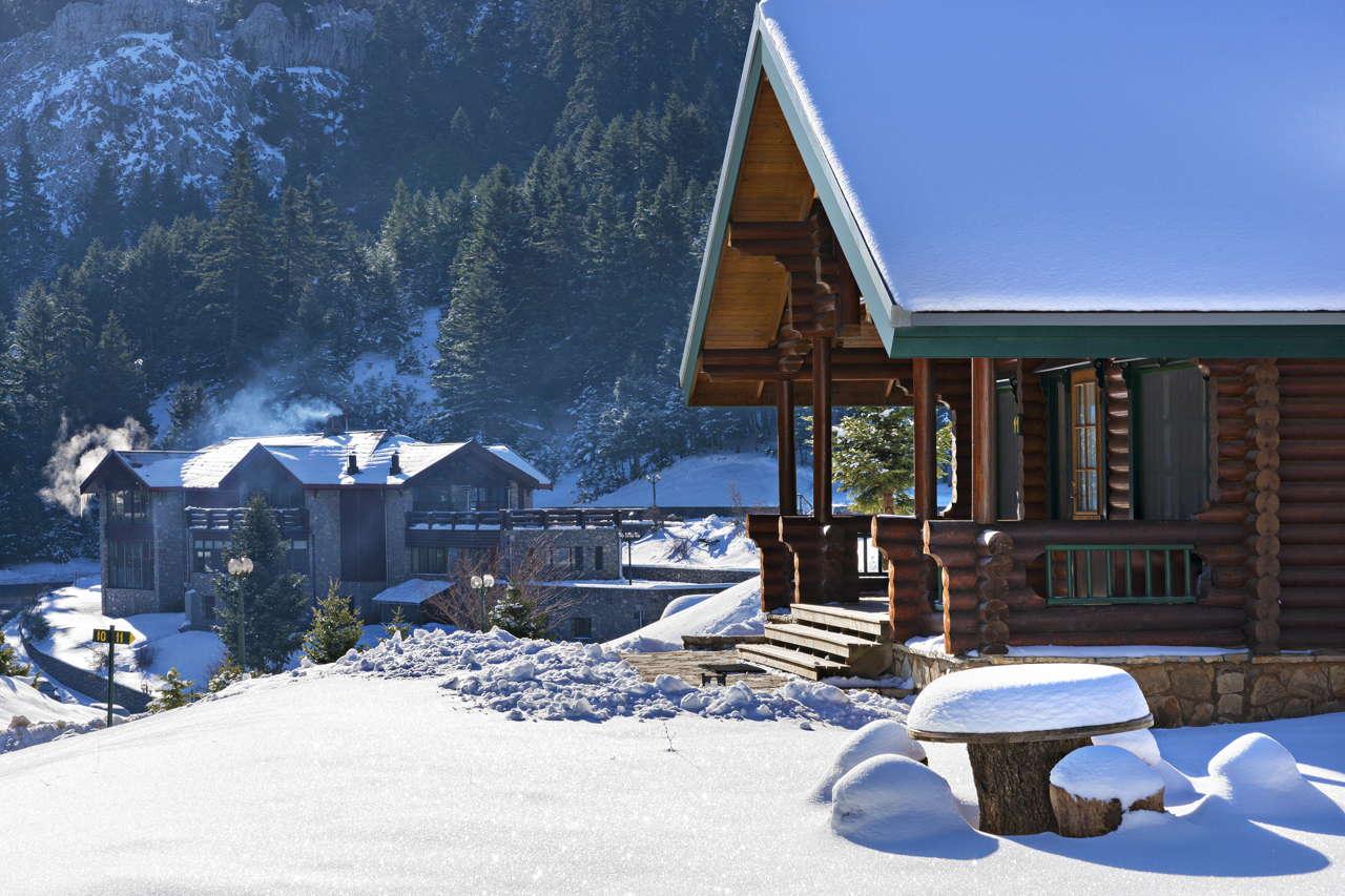winter resort design