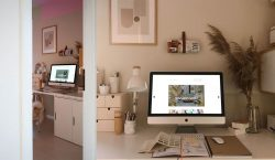 #MYHOMERESTYLING | HOME OFFICE BEFORE & AFTER