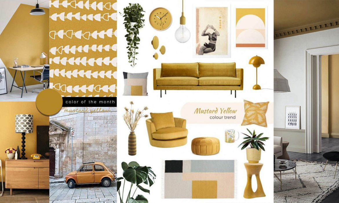 home shopping online mustard yellow decor and furniture