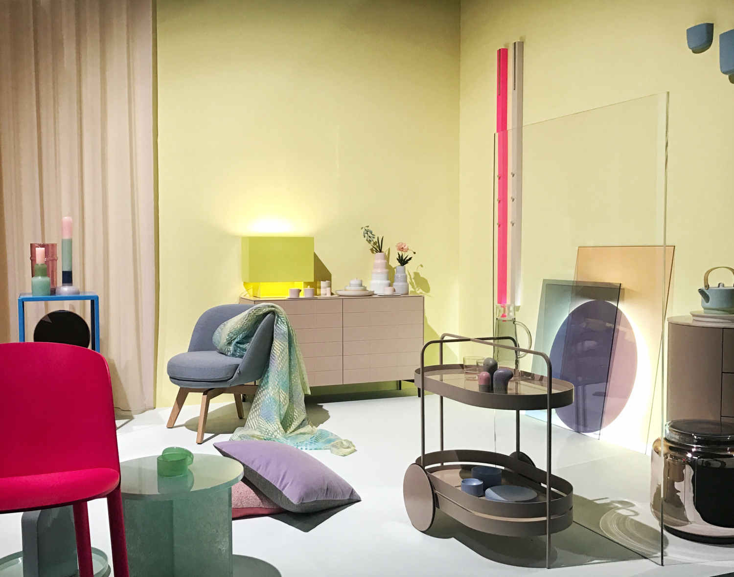INTERIOR TRENDS Home interiors Now according to immcologne 2019