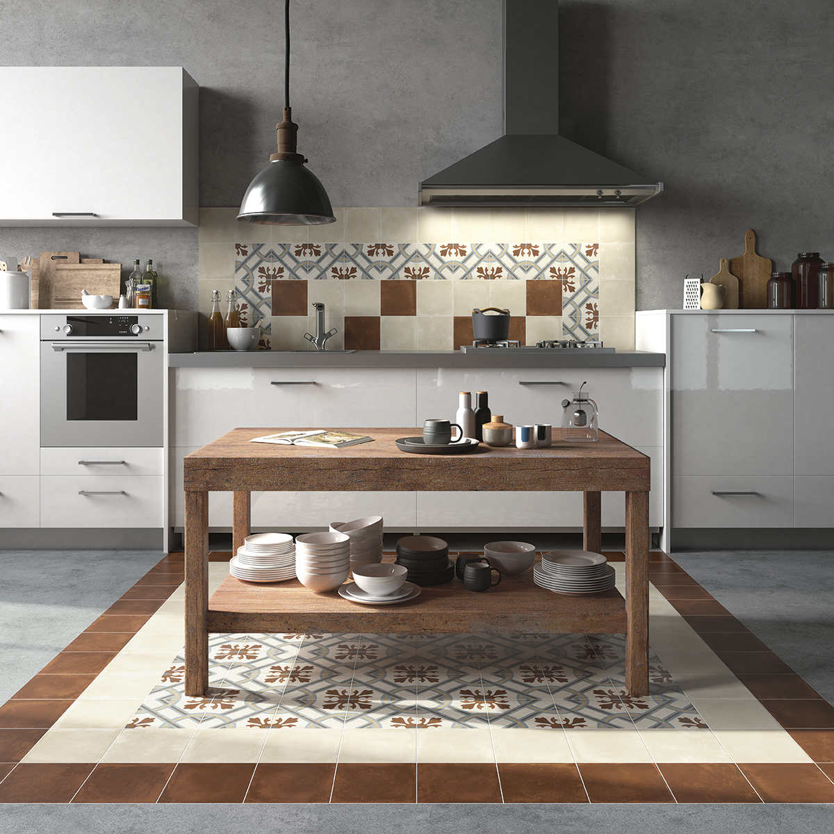 Choosing The Perfect Kitchen Backsplash Tiles Tips And Ideas
