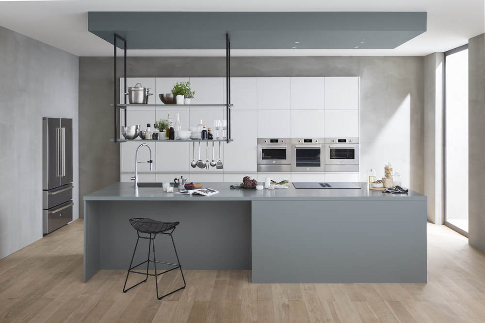 kitchen trends, colorful kitchen design, Bertazzoni Italian kitchen design