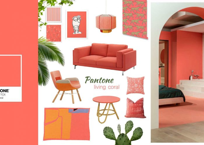SHOP IT | The most beautiful decor pieces in Living Coral
