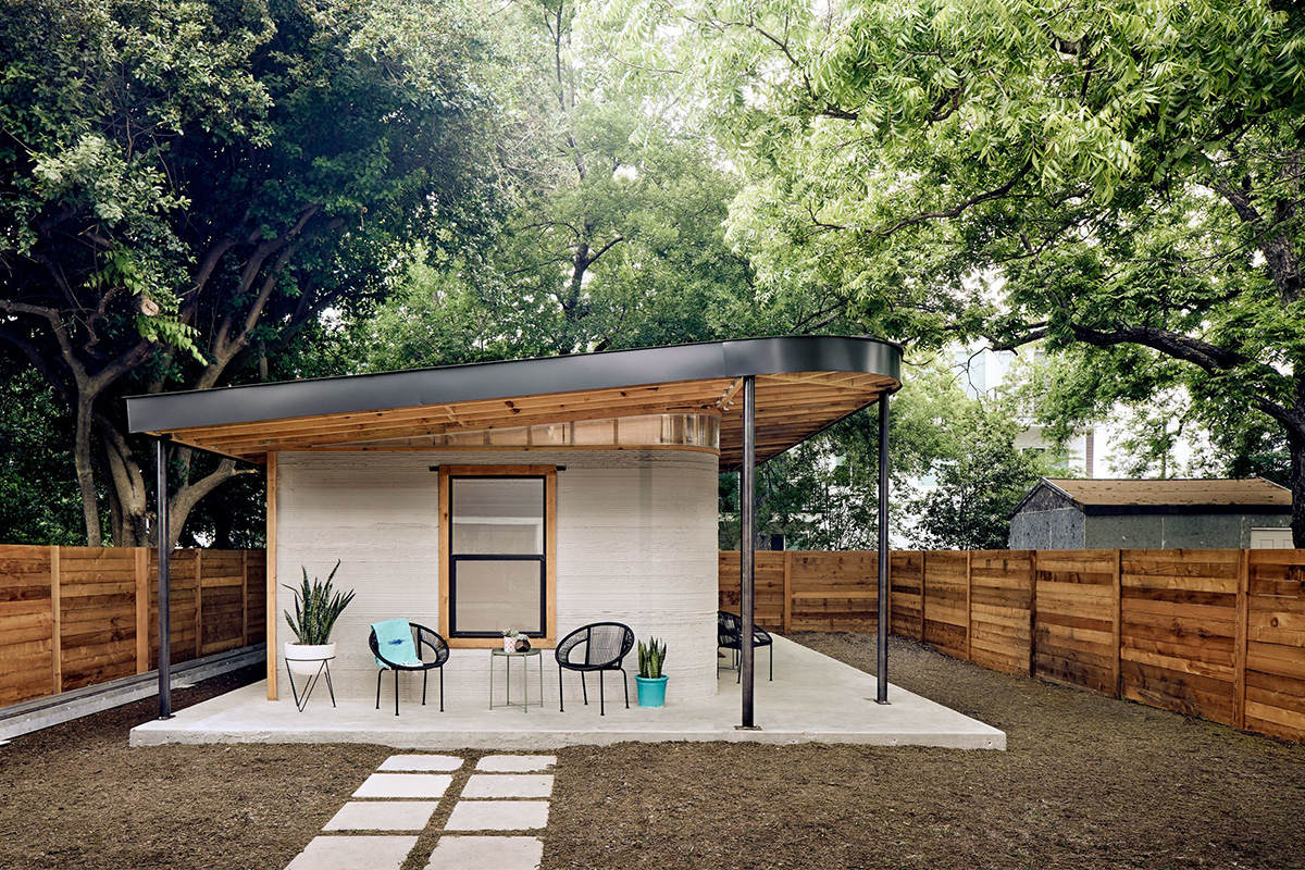 3D Printed House Design for a Sustainable Future : discovering more about the latest 3d printing housing projects