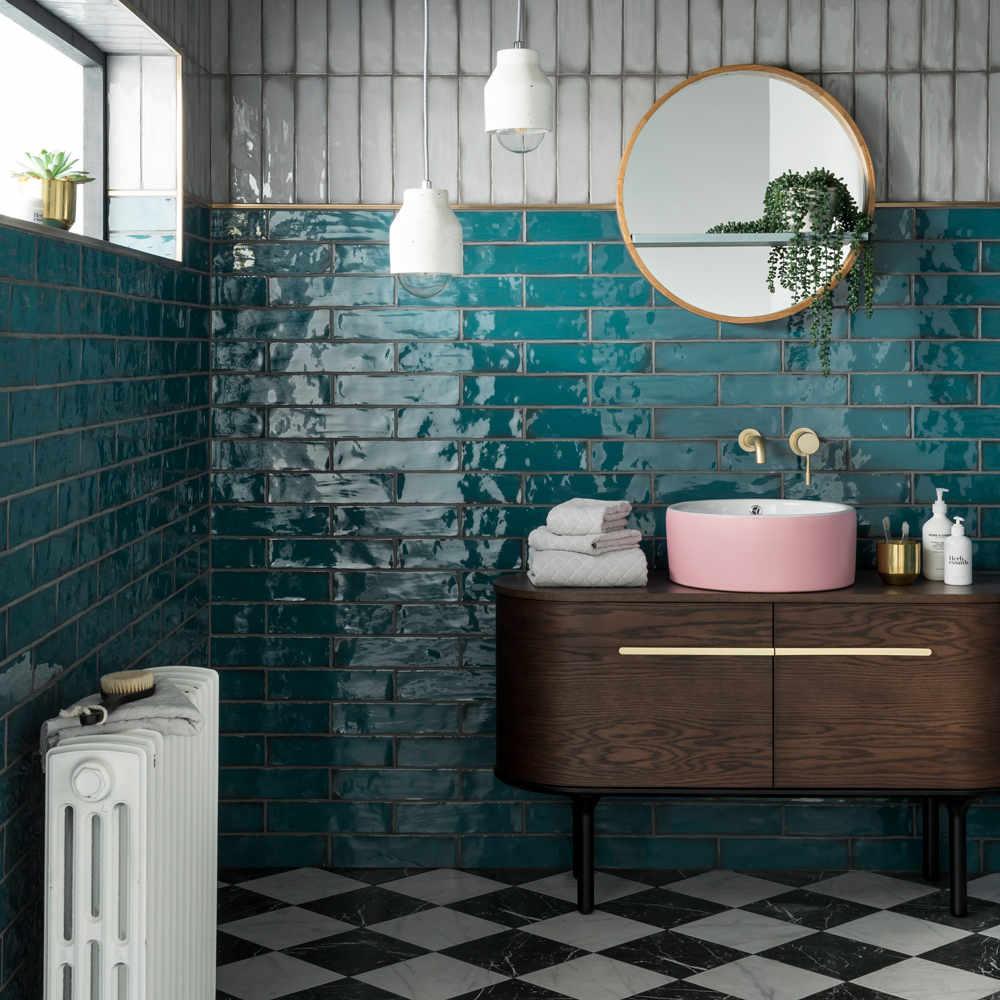 Interior Color Trend 2020 Dark Teal In Design