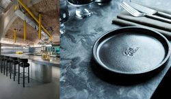 RESTAURANT DESIGN | A day in the Coal office, Tom…