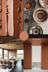 caramel interiors and design