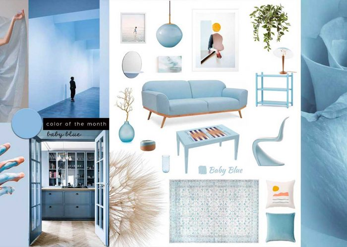 SHOP IT | Baby Blue Furniture and Decor to Bring Calm to Your Home