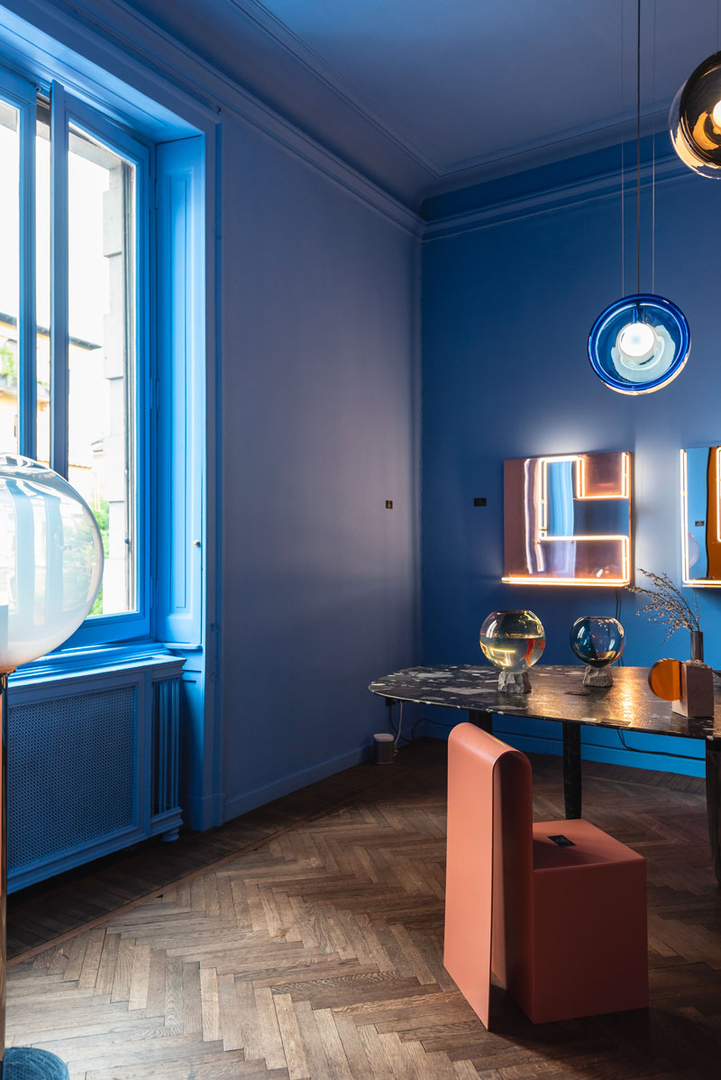INTERIOR COLOR TRENDS 2020 from Milan Design Week 2019