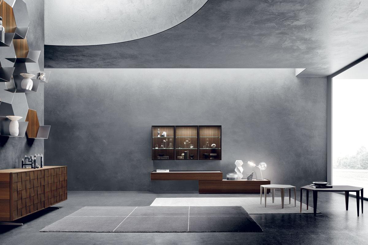 Lo Space Senza Pareti top living room decor trends for 2020