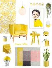 summer-home-decor-lemon-yellow