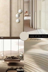 color trend beige in interiors