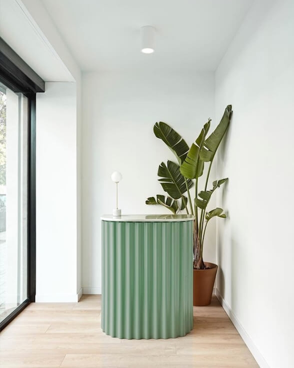 Homedesignideas Eu: COLOR TREND 2020 Neo Mint In Interiors And Design