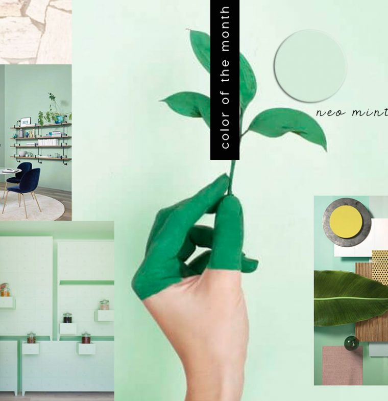 COLOR OF THE MONTH | The future is Green